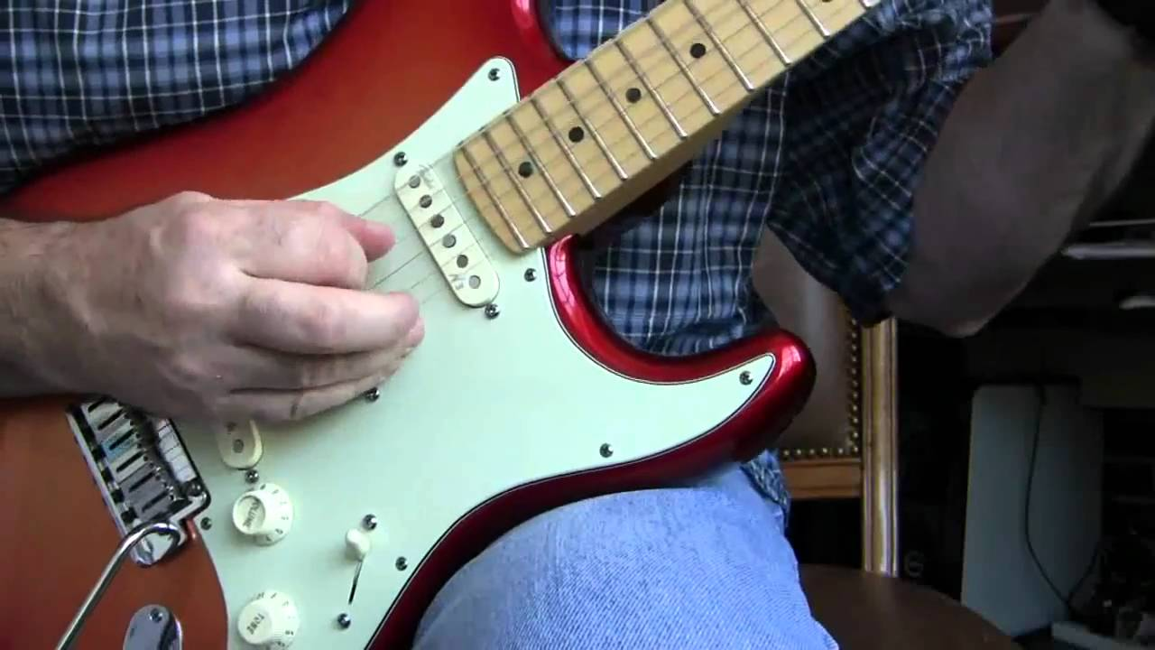 2010 Fender American Deluxe Strat With N3 Pickups Review Youtube Noiseless Wiring Diagram