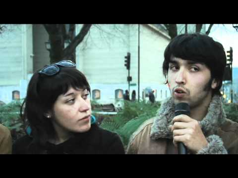 Entrevista banda JULIA SMITH - MMI