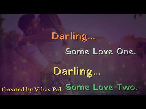 Darling Some Love One (East Indian WhatsApp Status video)