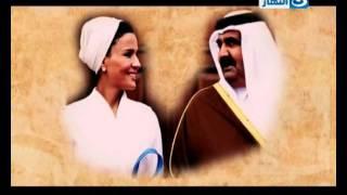 #قطر_ورجالها_فى_مصر | سبب خوف الشيخ حمد بن خليفة من زوجتة الشيخة موزة