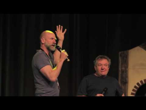 Finding Your Inner Dwarf, with Ken Stott & Graham McTavish