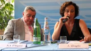 Romanzo Il Pilota di Arafat di Lucilla Quaglia - Ambasciatore Belize