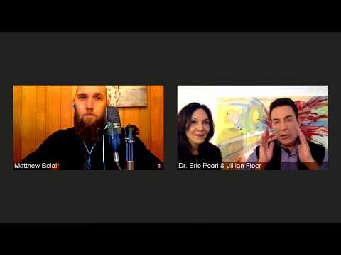 137 | Reconnective Healing and Energy Healing with Dr. Eric Pearl & Jillian Fleer