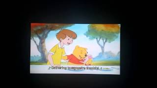 Our Thanksgiving Day from Winnie the Pooh season of giving