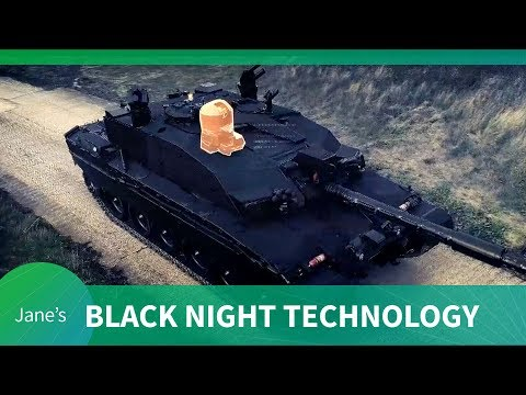 "Challenger 2 ""Black Night "" - technology spotlight"