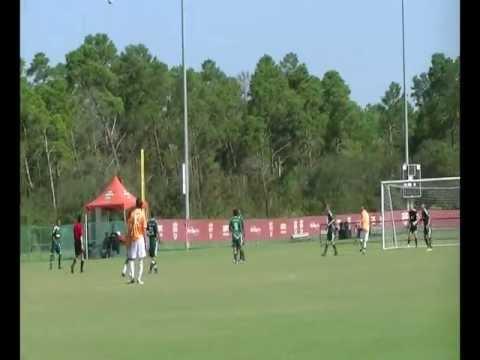 Disney Goal Houston Dynamo Vs JYSC Fury