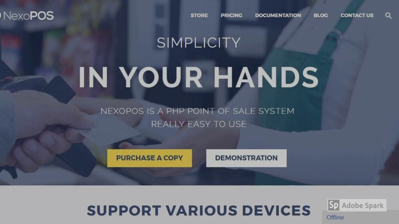 NexoPOS Reviews: Overview, Pricing and Features