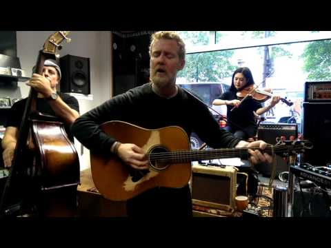 Glen Hansard - When Your Mind's Made Up (Once) live at Michelle Records