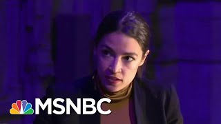 Billionaire Activist: AOC Is The Centrist, Not Howard Schultz | The Beat With Ari Melber | MSNBC