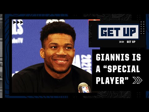 'We haven't seen a player like Giannis ... such a special player!' - Richard Jefferson | Get Up