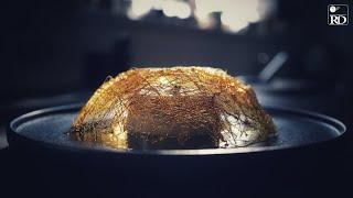 VEGAN CREME CARAMEL | Bánh Flan Thuần Chay | Rick Duong | ASMR Cooking