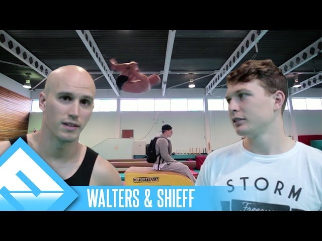 Bare Flips | Walters & Shieff Special!