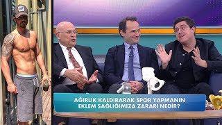 İbrahim Büyükak'tan, Murat Boz'a spor sataşması! Balçiçek ile Dr. Cankurtaran 29. Bölüm