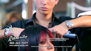 Celebrity School of Beauty Miami, TV Commercial 15-seconds, Canon 5d Mark 2
