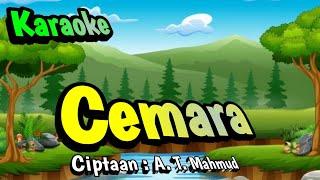Cemara - Karaoke | Ciptaan : A. T. Mahmud