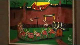 McKaughan Collection of South American Art - Primitive Painters: da Silva