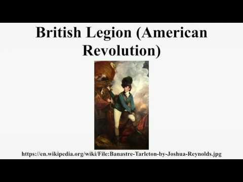 British Legion (American Revolution)