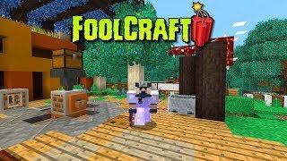 Minecraft - FoolCraft 3 #5: Kitchen Ninja 007