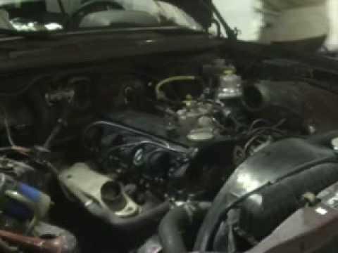 Test Motor/Moteur M102 W123 200