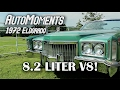 1972 Cadillac Eldorado   8.2 Liters Of V8 Power! | Automoments
