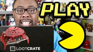 "LOOTCRATE ""Play"" Unboxing (February 2015) : Black Nerd"