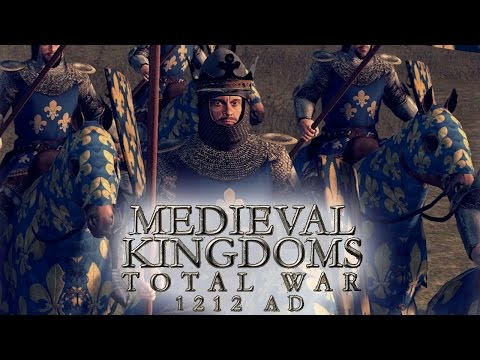Kingdom of France! - Medieval Kingdoms Total War 1212 AD Early Access Gameplay