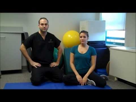 Shoulder Stability Exercises