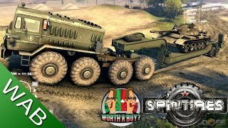 Spintires Review - Is it Worth a Buy?