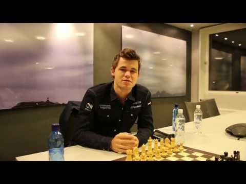 Share your Chess Games with Magnus Carlsen - Watch to Learn How