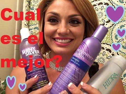 Cual es el mejor shampoo morado para cabello pelo guero for Cual es el mejor lavavajillas