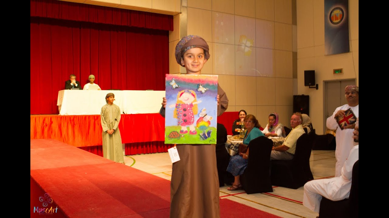 The Sultan's School Art Auction 2015 (Raising funds for ...