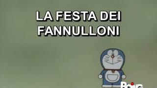 Doraemon Italiano La festa dei fannulloni 2018