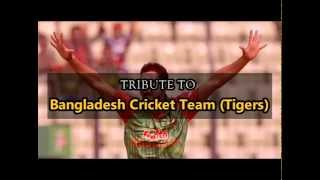 KAKU - Tara Banglawash Hoise! - Bangladesh Cricket Team (Tigers) - Tribute Song