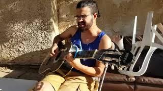 Asaf Avidan - The reckoning song Cover - Daniel Yitzhary