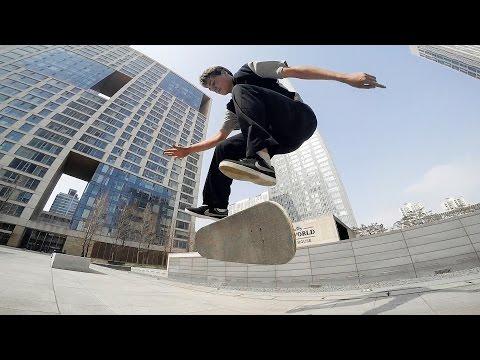 GoPro: Best of Berrics Skateboarding is Fun 2015 Compilation