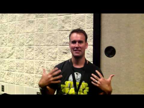 Star Wars Celebration VI - Interview with Marc Thompson, audiobook narrator