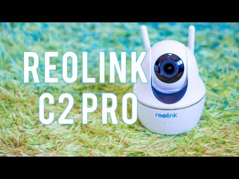 Reolink C2 Pro 5MP: Crystal Clear Indoor Security Camera (Review and
