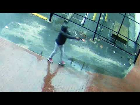 Person of Interest in ADW (Gun), 3000 b/o 14th St, NW, on May 22, 2018