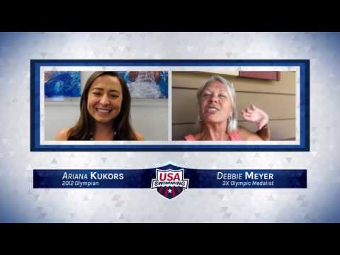 Rio Olympics 2016: A chat with Debbie Meyer
