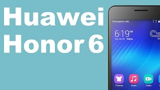 Видео обзор 5 дюймового телефона / смартфона Huawei Honor 6(В сегодняшнем видео обзоре мы предлагаем вам познакомиться с телефоном Huawei Honor 6. Смартфон имеет ряд достоин..., 2014-10-27T15:00:47.000Z)