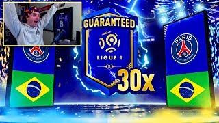 OMG WE GOT HIM!!! 30X Guaranteed LIGUE 1 TOTS PACKS - FIFA 19 Ultimate Team