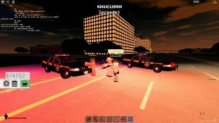 Roblox PoliceSim: NYC Season 1 Episode 13 - Standoff