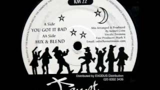 Kemet Crew - You Got It Bad