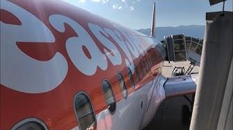 Easyjet A320 Trip Report | Geneva to Palma de Mallorca 2019