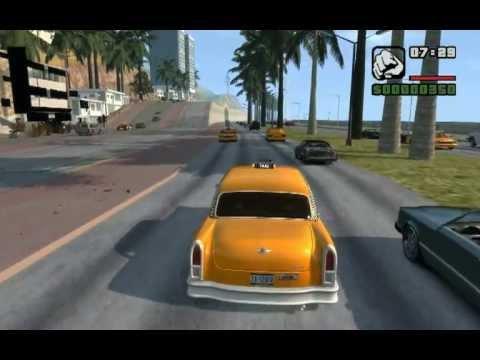 GTA IV - San Andreas Beta