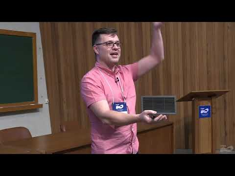 Research In Options 2019 -  Matheus Grasselli - A Minimal Mathematical Model For...