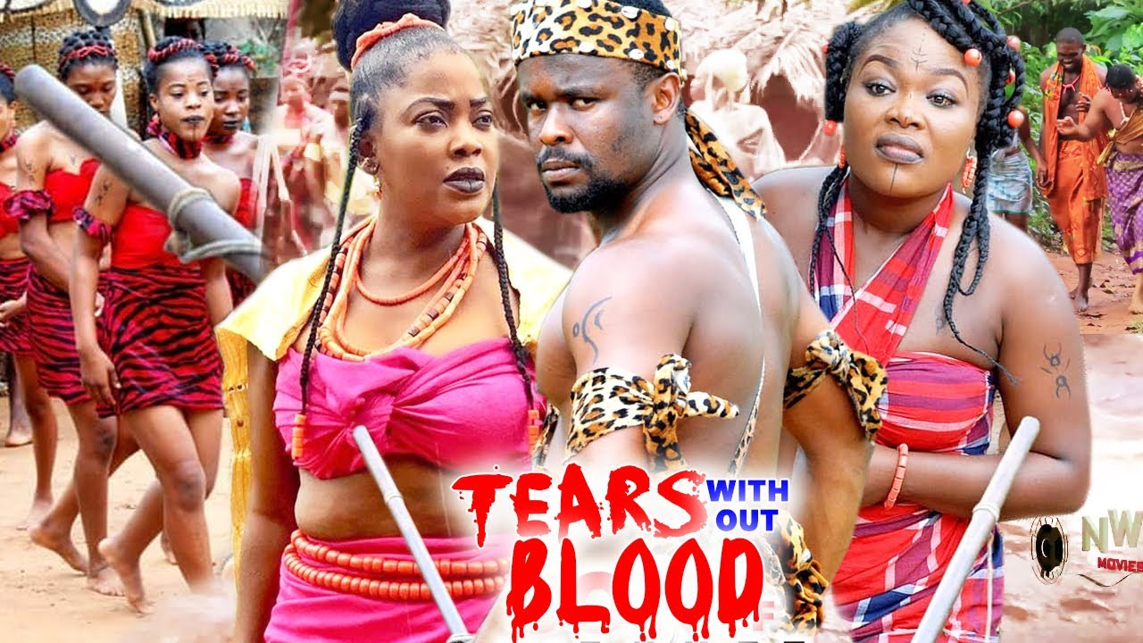 Download TEARS WITHOUT BLOOD SEASON 1&2 FULL MOVIE - ZUBBY MICHAEL 2021 LATEST NIGERIAN NOLLYWOOD EPIC MOVIE
