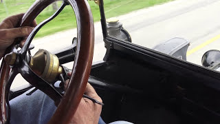 1915 Ford Model T Brass Era Antique Automobile Experience
