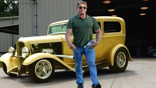 Sylvester Stallone's Car Collection ★ 2018