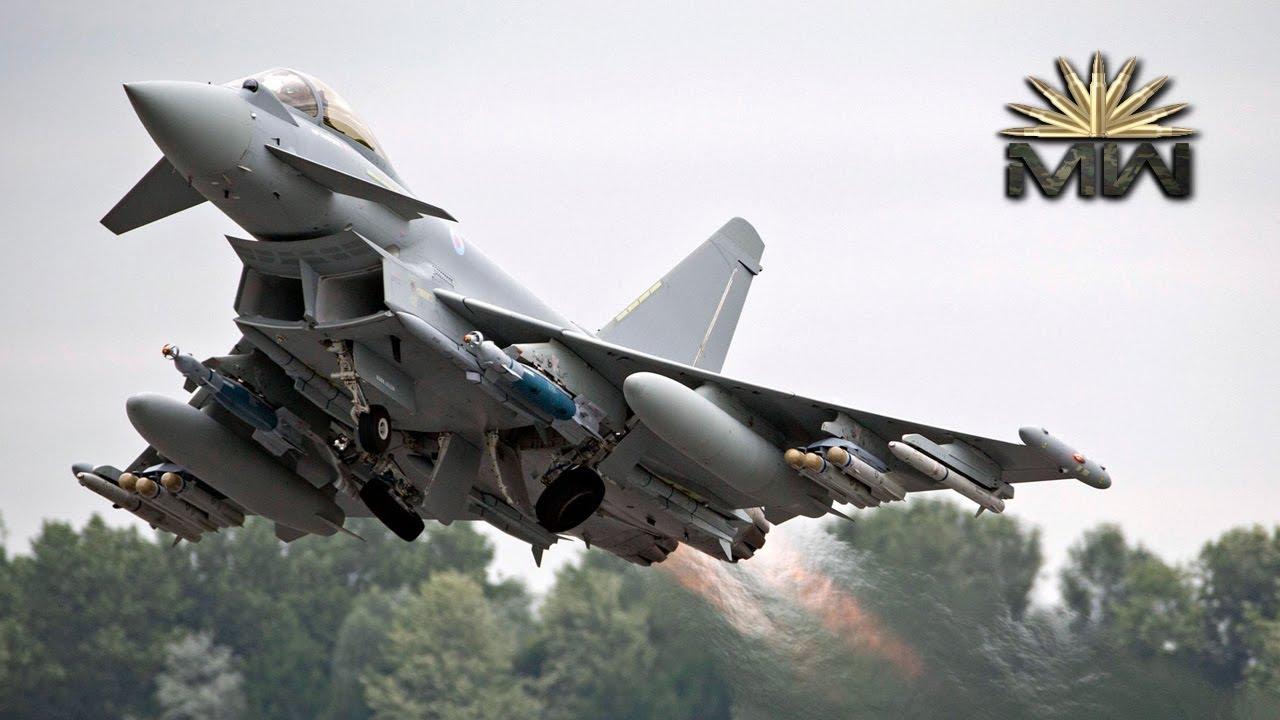 Interview d 39 un pilote de typhoon et mission en irak - Point p trappes ...